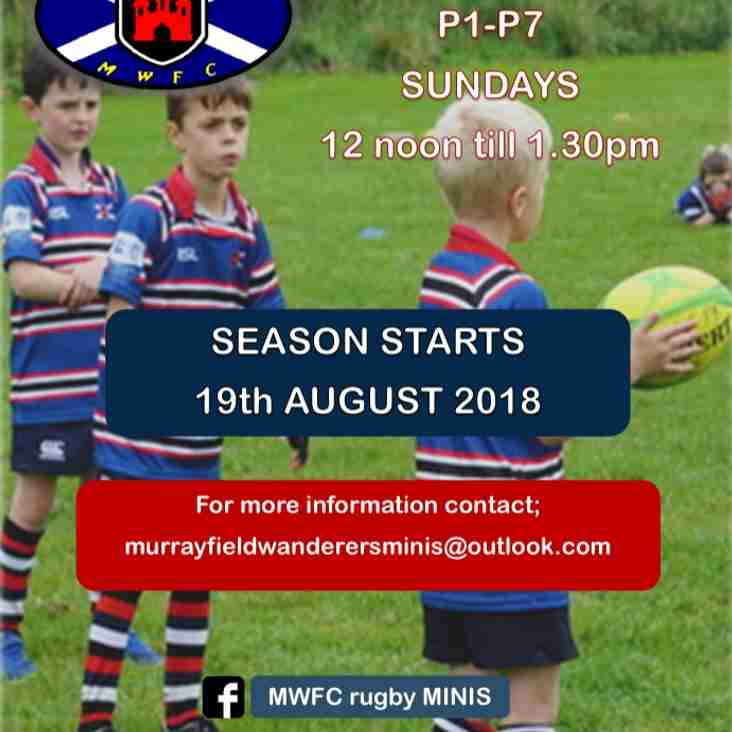 MWFC Mini Rugby