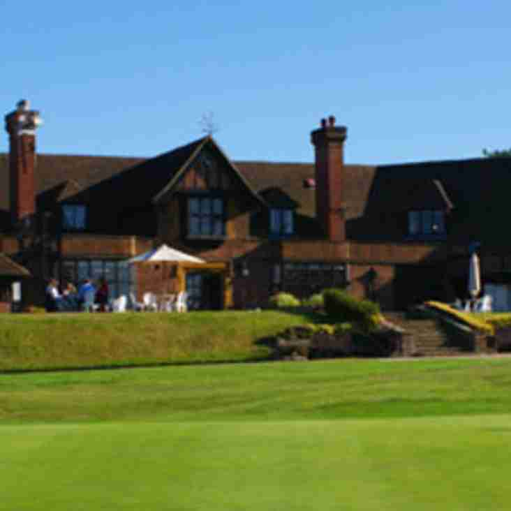 REMINDER - Epsom CC - Golf Day 2017 - April 13th