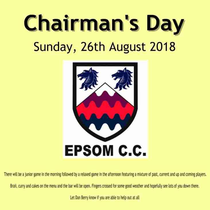 Chairman's Day 2018