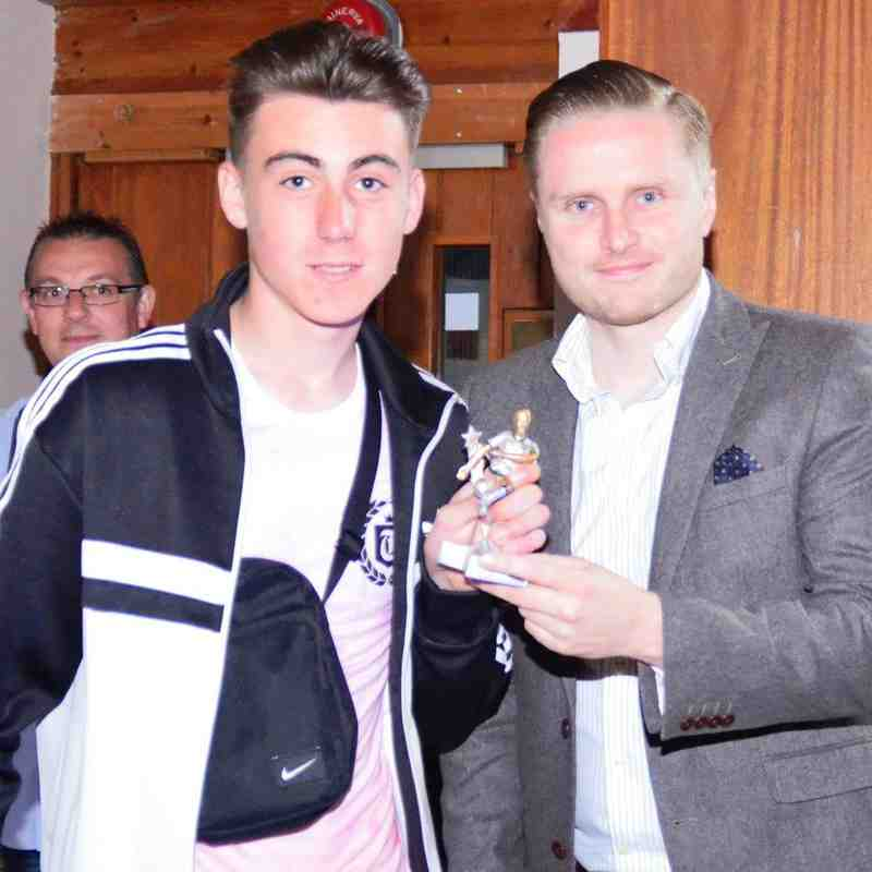 Presentation Evening 2014/2015 Season