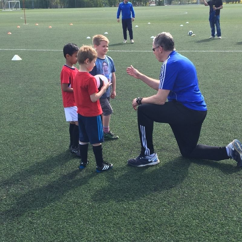 Sittingbourne FC lauch new Soccer School