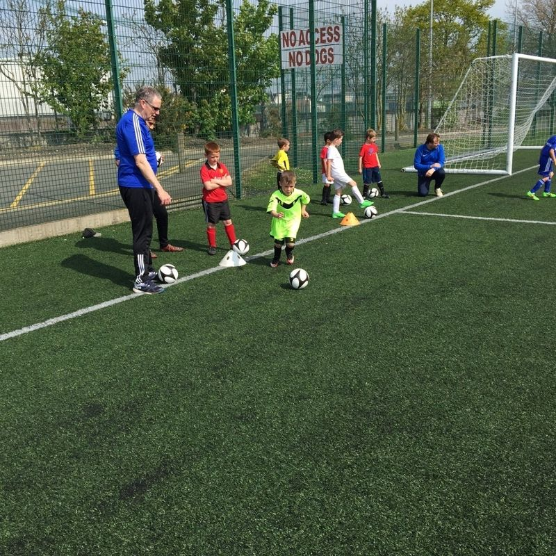 Sittingbourne Soccer School