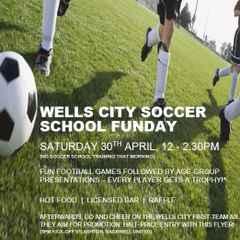 Soccer School Funday