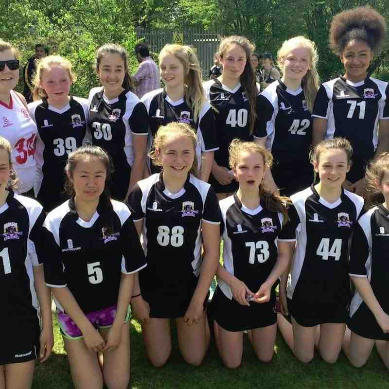 U13 at Reigate tournament 2016