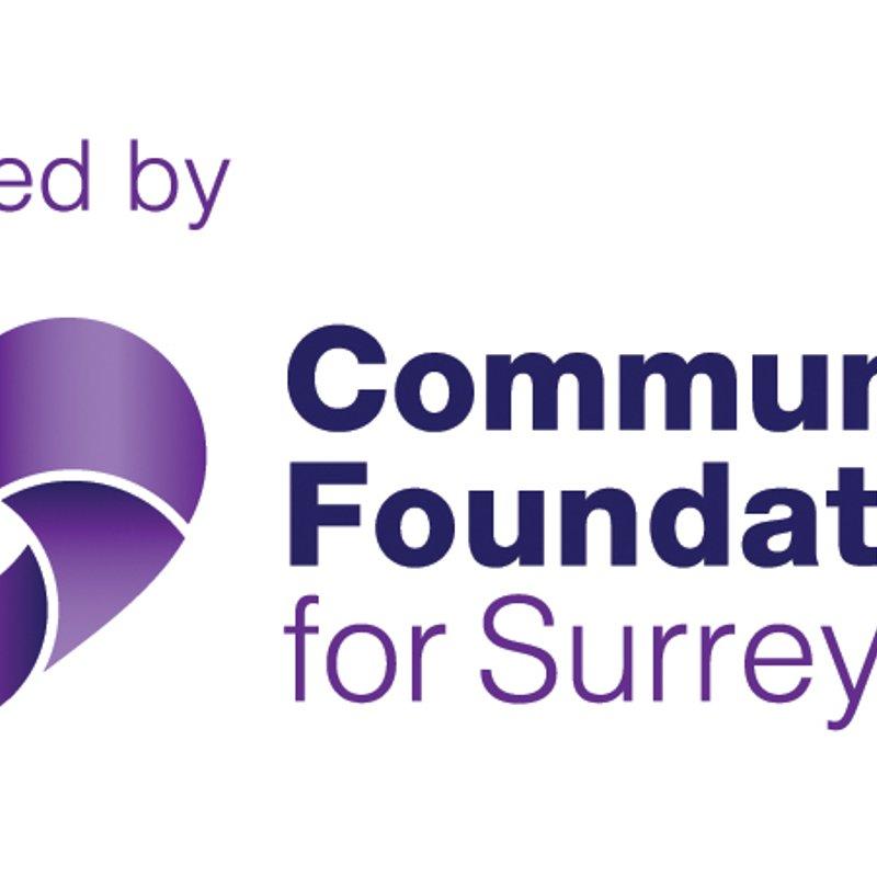 Surrey Community Foundation Grant