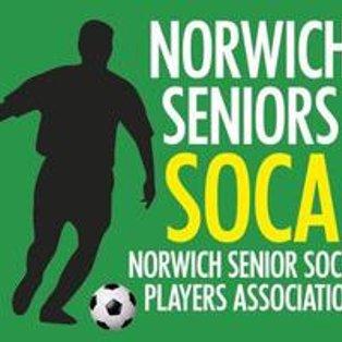 Norwich Soca Seniors 2 CWF 1