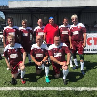 July 15th 2018: Age UK Essex Charitable Trophy Mixed age