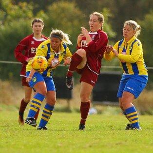 Ladies 1st 3 Leigh Ramblers 6
