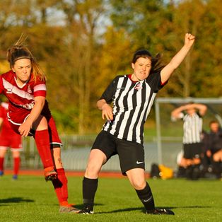 Ladies 1st team 3 Beacon Hill Rovers 3