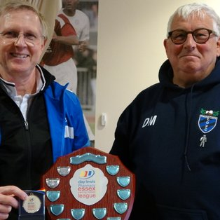 Chelmsford City Walking Football Win over 60's League