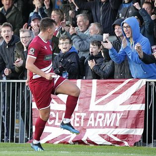 CHELMSFORD CITY 3 EASTBOURNE BOROUGH 2