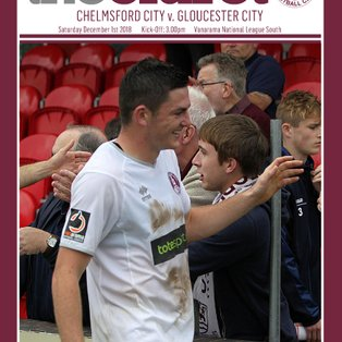 CHELMSFORD CITY 2 GLOUCESTER CITY 0.