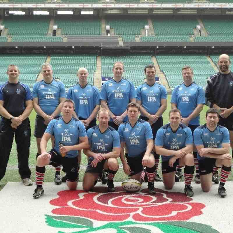 Newbury Vets @ Twickers