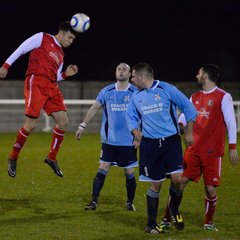 Penrith AFC 7 v AFC Carlisle 0 County Cup Copyright John France