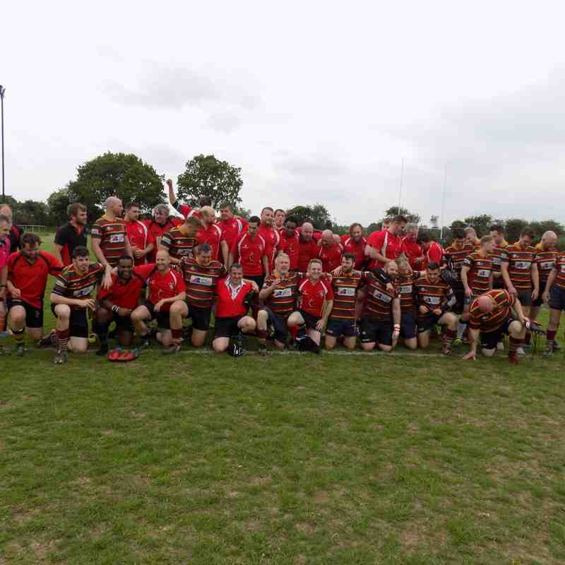 Mens Memorial Match May 2016