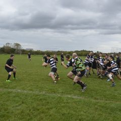 3rd XV (Superstrength) demolish Daventry
