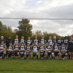 !st xv vs Mens Own - - R & H RUFC storm to a 39 - 10 victory - in front row try-fest