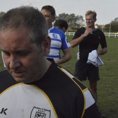 3rdxv vs Kettering - special game for Paul Seabrook's 40th birthday