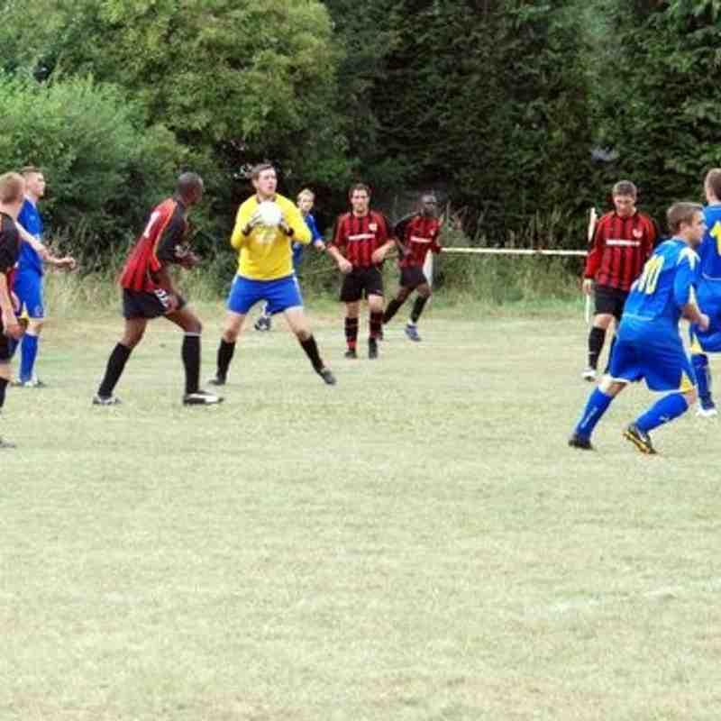 Farleigh Rovers 31/7/2010