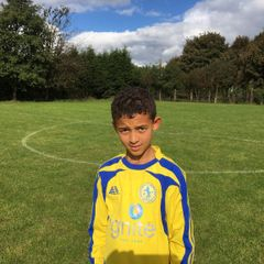 U10 Hornets v Burley Barca - 2nd October 2016