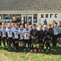 Everyone's a Winner for NARFC under 9's