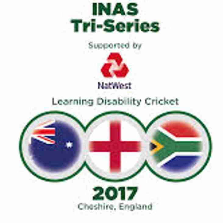 International Cricket is Coming to Tattenhall in July