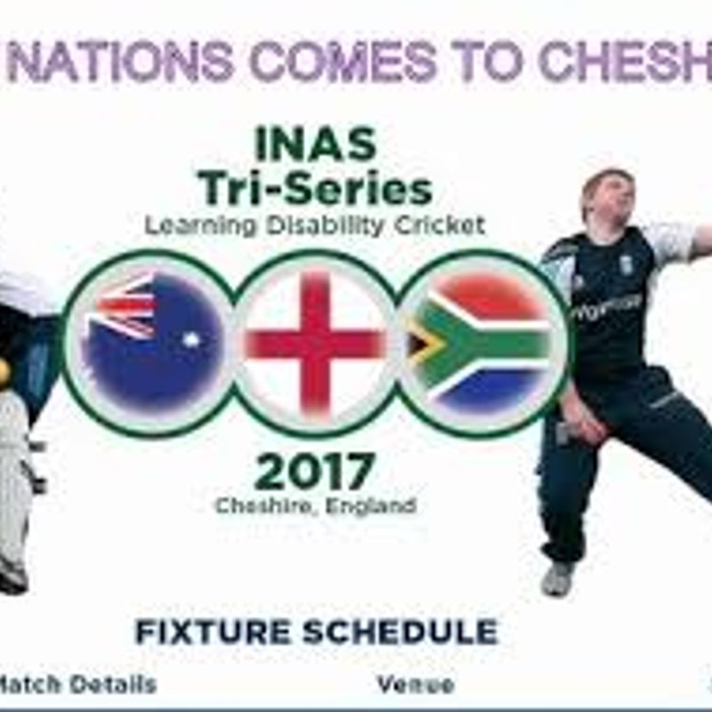 International 20/20 Match at The Flacca this Sunday