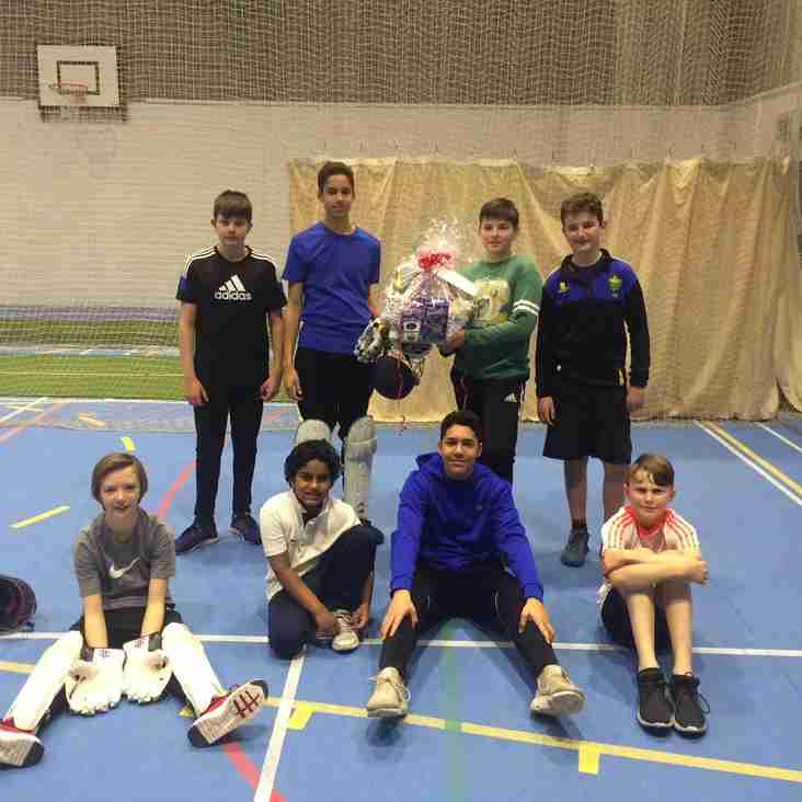 Junior Nets Get An Easter Surprise
