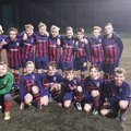 Under 12 Blue beat Selston FC 1 - 4