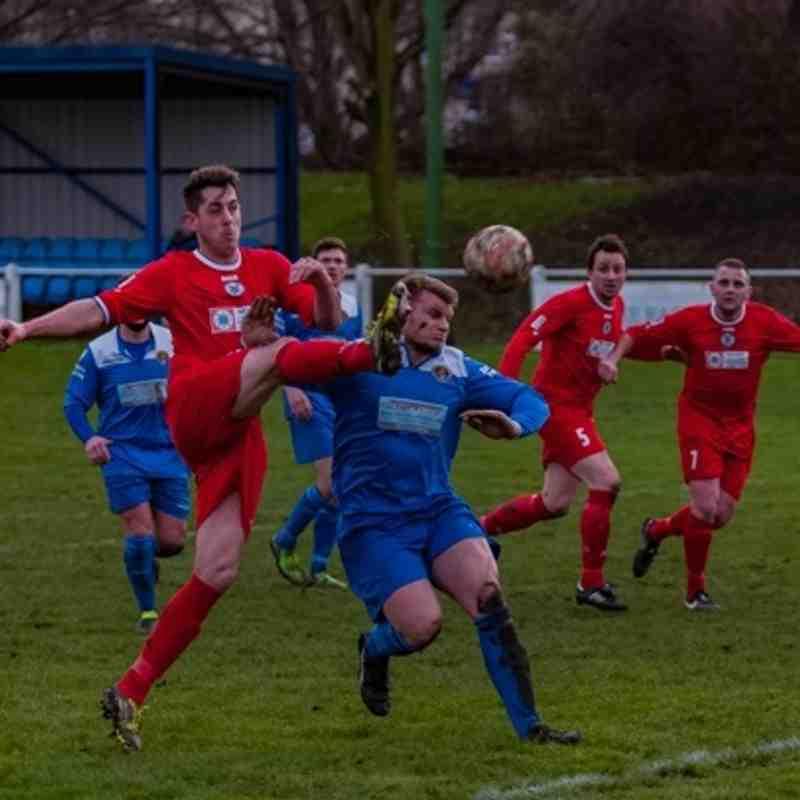 Glasshoughton Welfare (Away League) 23.01.2016