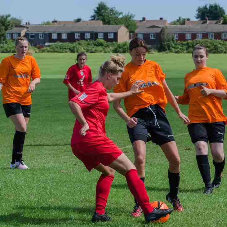 LADIES MATCHDAY PREVIEW