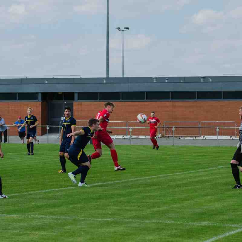 Ollerton Town (Home League) 06.08.2016