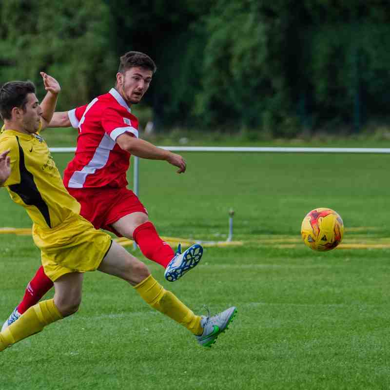 Reserves v Nettleham (Home League) 13.08.2016