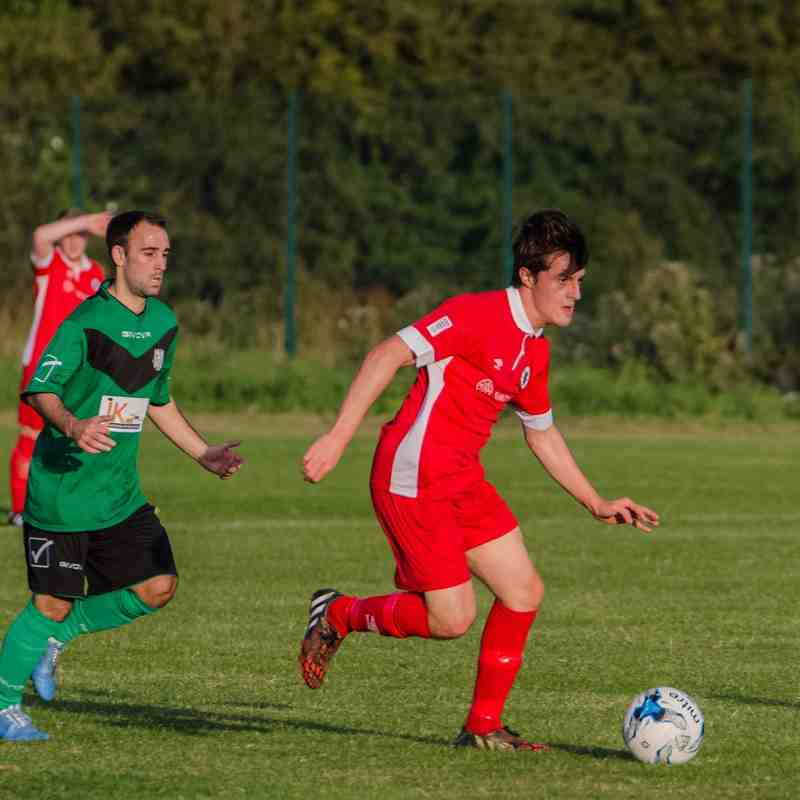 Reserves 4-0 Brigg Town Reserves (Home League) 16.08.2016