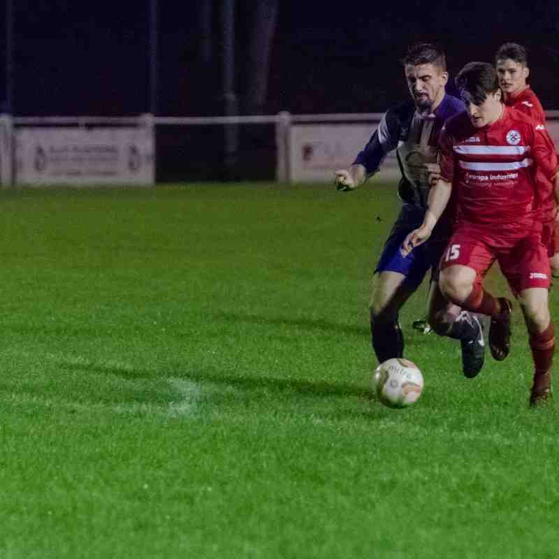 Glasshoughton Welfare 1-2 Grimsby Borough (Away League) 20.09.2016