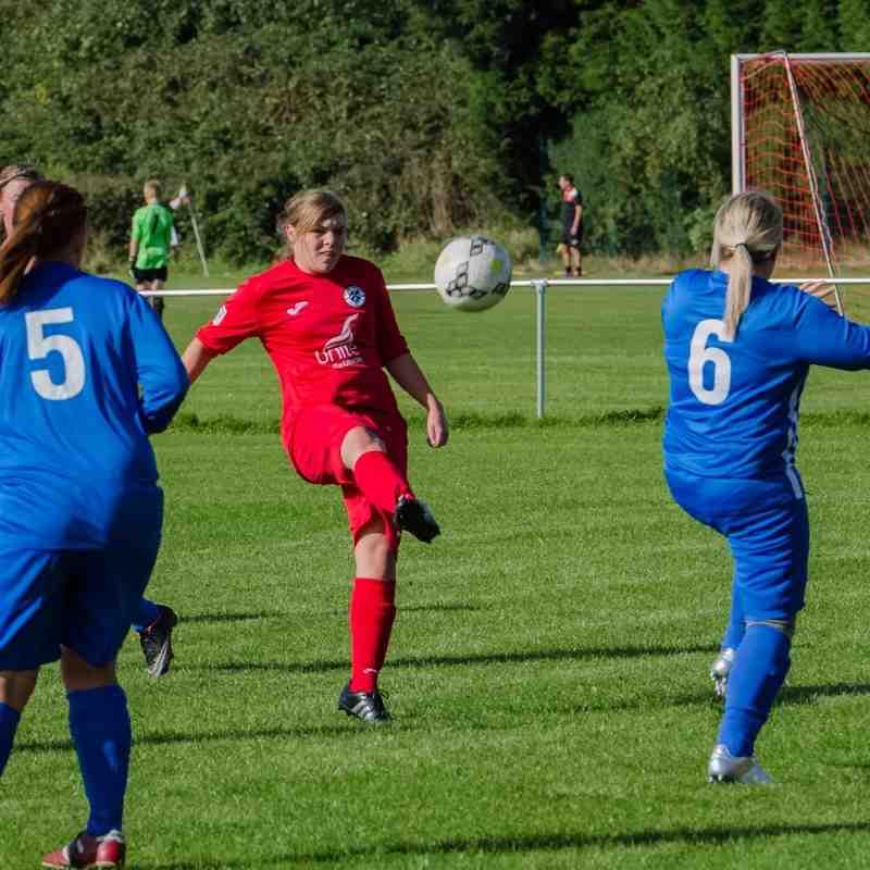 Grimsby Borough Ladies 5-3 Teversal LFC