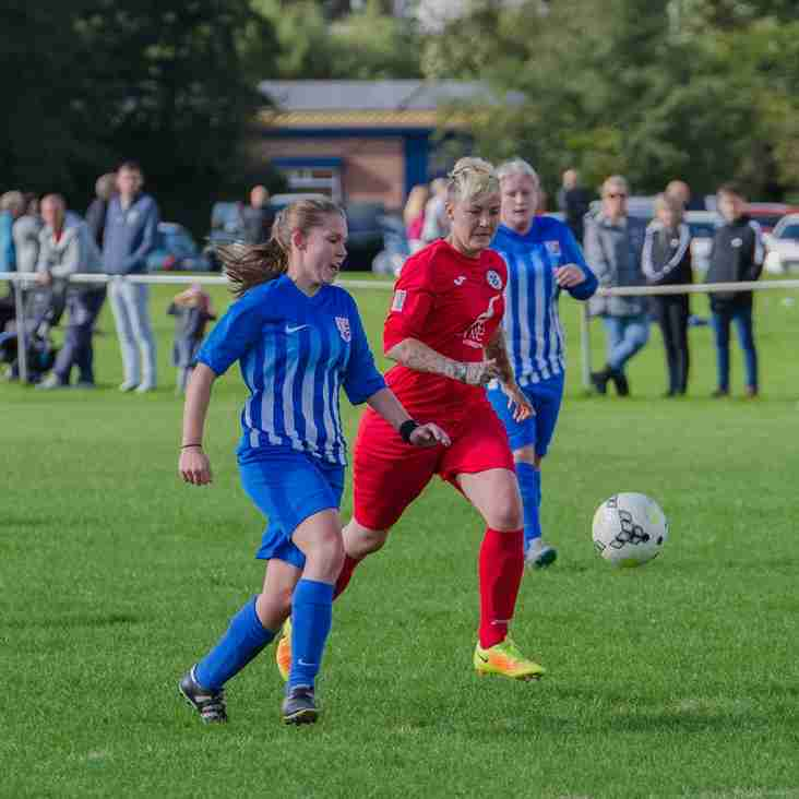 LADIES COUNTY CUP GAME OFF