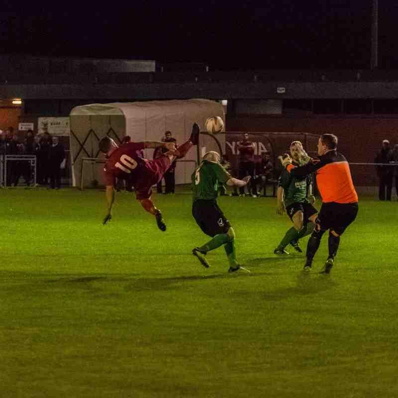 Grimsby Borough 7-2 Brigg Town (Home League) 04.10.2016
