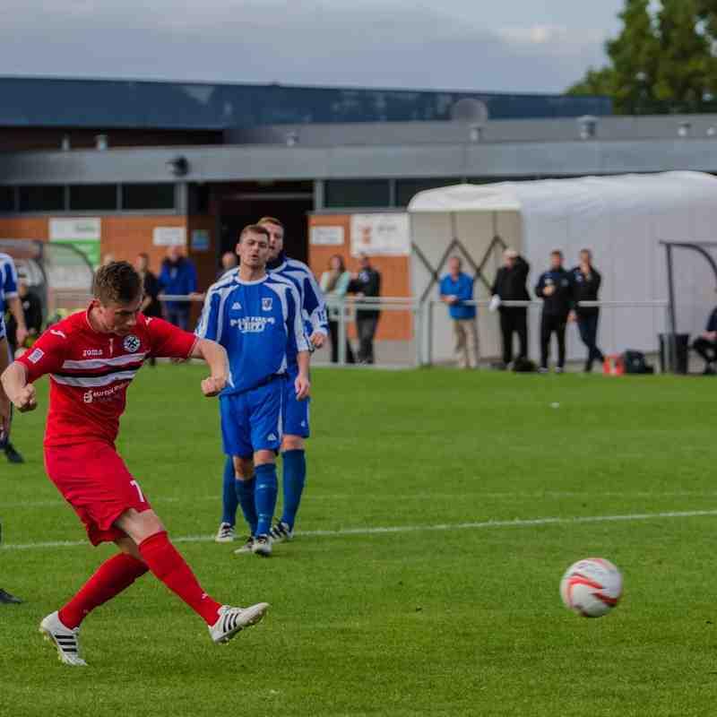 Grimsby Borough 5-2 Hall Road Rangers ( Home League) 08.10.2016