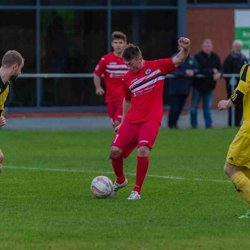 Grimsby Borough 0-0 Knaresborough Town (Home League) 22.10.2016