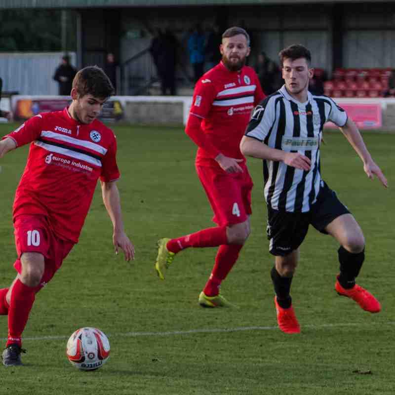 Brigg Town 0-2 Grimsby Borough (Away League) 05.11.2016