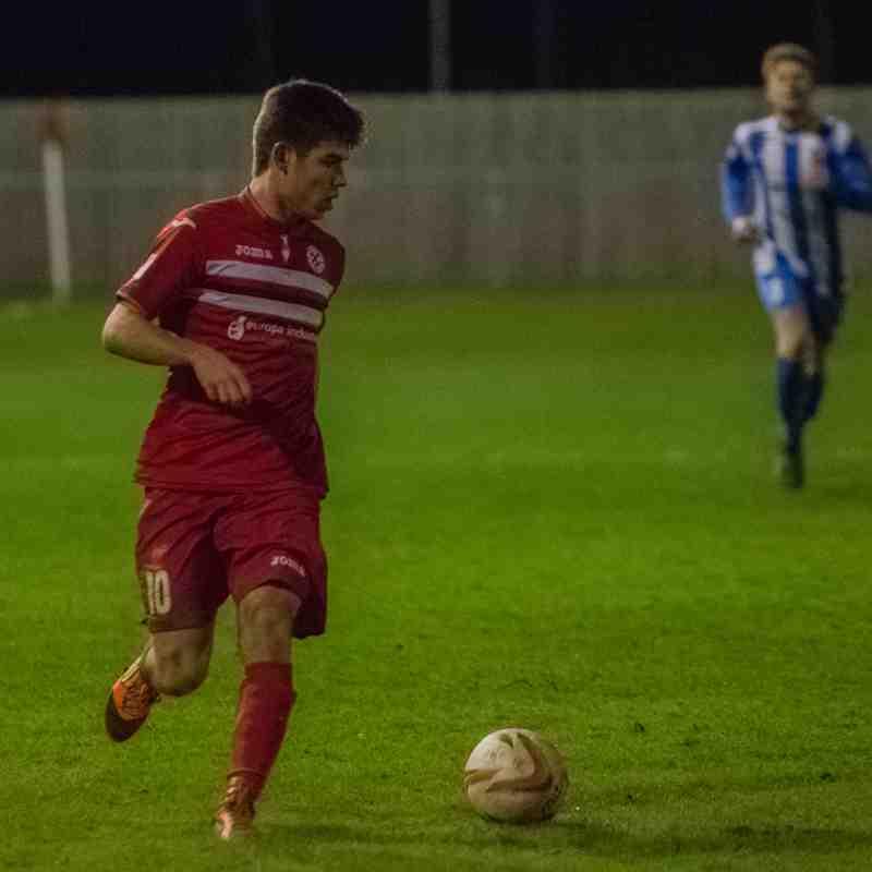 Grimsby Borough 1-0 Eccleshill United (Home League) 14,01,2017