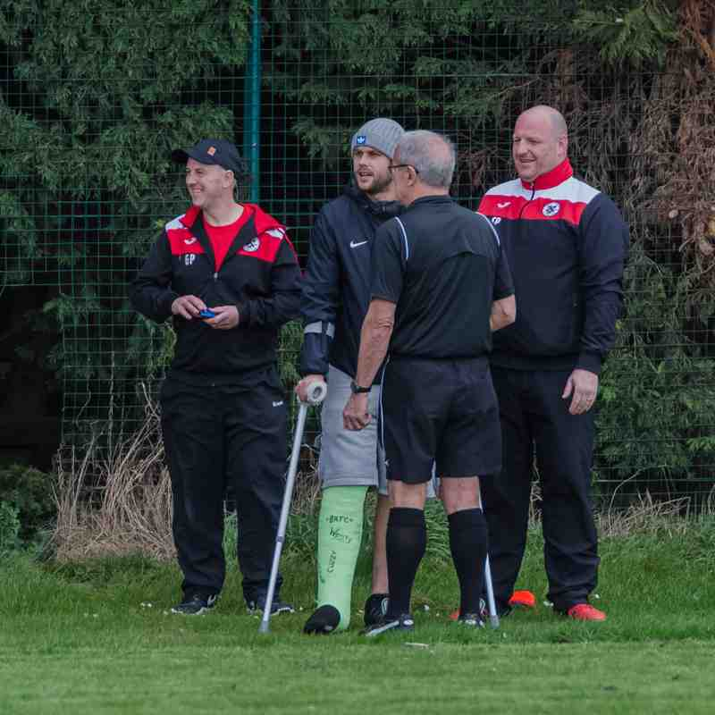 Grimsby Borough Development 1-0 Burgh Athletic (Home League) 15.04.2017