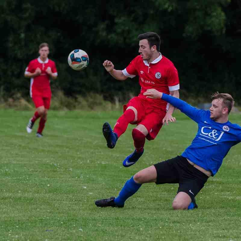 Grimsby Borough Academy 1-1 Goole AFC U21s (Home Friendly) 15.07.2017