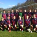 Under 18 lose to Newark Town 1 - 0