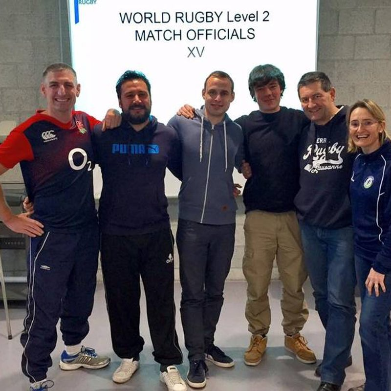 Zug gets its own IRB level 2 Referee