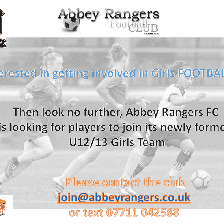Interested in Girls Football?