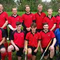 Mens 2nd XI lose to South Berkshire 3 2 - 1