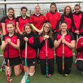 Ladies 4th XI beat Buckingham Ladies 4 3 - 2