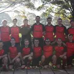 Men's 1s win 3-2 against Slough at RAF Halton